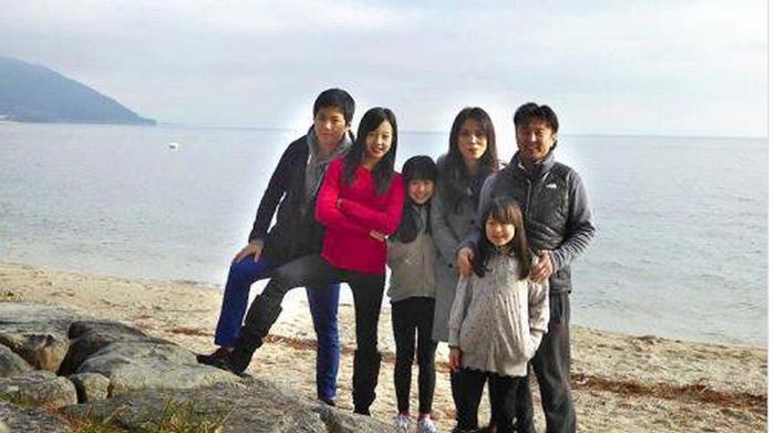 本田家の家族構成
